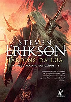 Jardins da lua (O Livro Malazano dos Caídos 1) por [Erikson, Steven]