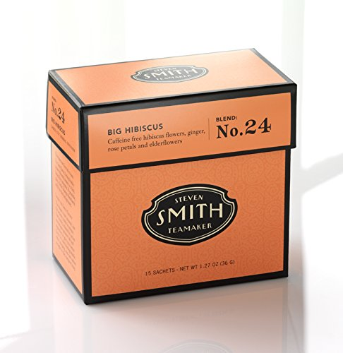 Smith Tea, Rooibos Red Nectar, 15-Count