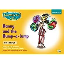 Read Write Inc. Phonics: Yellow Set 5 Storybooks Danny and the Bump-A-Lump
