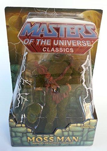 He Man Motu Masters - HeMan Masters of the Universe Classics Exclusive Action Figure Moss Man