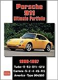 Porsche 911 Ultimate Portfolio 1990-1997, R. M. Clarke, 1855206765