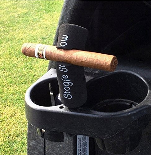 Stogie Stow Cigar Holder - Golf Cart Tee Mount