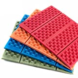 Hysenm Portable Outdoor Camping Picnic Moisture Proof Folding Comfortable Eva Floor Mat Seat Cushion Pad