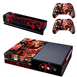 Cheap Vanknight Vinyl Decal Skin Sticker Cover for Xbox One Console Kinect 2 Controllers New by Vanknight