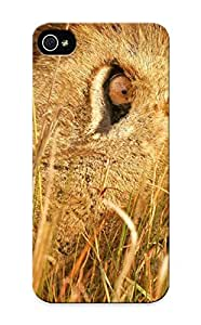 Hot Animal Lion First Grade Tpu Phone Case For Iphone 5/5s Case Cover