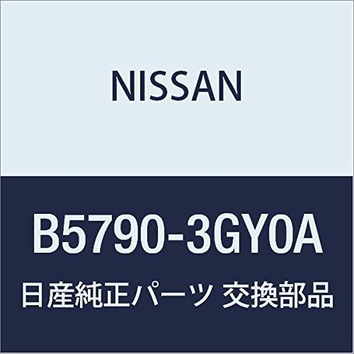 NISSAN(ニッサン)日産純正部品セフト ワーニング セット  B5790-3GY0A B00LF8B2P8