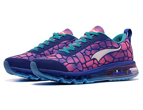 Pictures of ONEMIX Women's Air Cushiong Running ShoesLightweight W1096 5