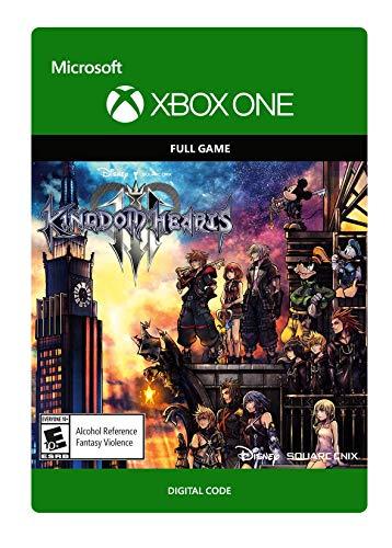 Kingdom Hearts III - Xbox One [Digital Code]