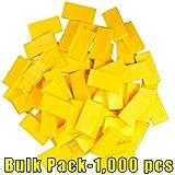 Bulk Dominoes plastic Yellow Bulk Pack 1,000pcs