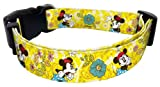 Disney 1DCLR-4 Minnie Mouse Dog Collar