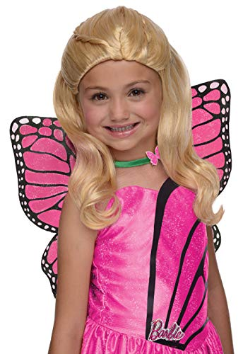 Barbie Fairytopia Mariposa and Her Butterfly Fairy Friends Mariposa Barbie's Wig]()
