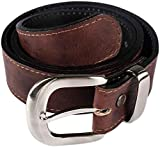 Atitlan Leather Creisy Brown Leather Money Belt (44)