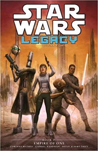 Star Wars Legacy II Vol. 4
