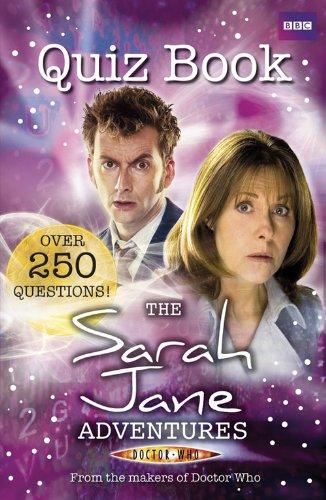 Sarah Jane Adventures: Quiz Book ebook