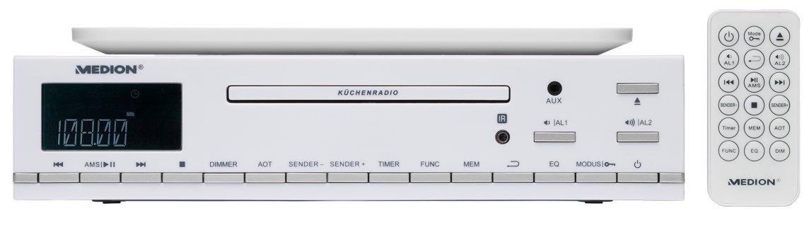 Kuchenradio Test Vergleich 2019 Alle Modelle Im Test Vergleich