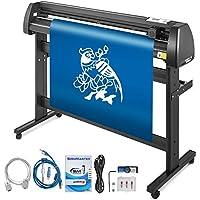 Mophorn Vinyl Cutter Machine 53 Inch Vinyl Cutter 1350mm Plotter Cutter LCD Display Vinyl Plotter Cutter Machine…