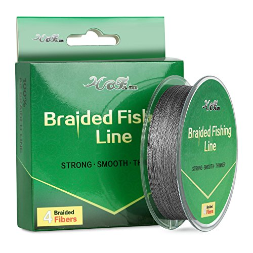 HOFAM Braided Fishing Line
