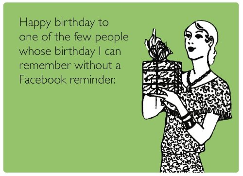 Someecards Uncensored All Occasion Greeting Cards
