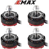 Weyland EMAX RS2205-S 2300KV Brushless Motor 4 pcs for X210 QAV250 QAV300 FPV Quadcopter
