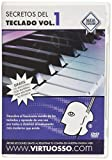Virtuosso Musical Keyboard Method for Beginners 3 DVD (Curso Completo De Teclados Para Principiantes En 3 DVD) SPANISH ONLY