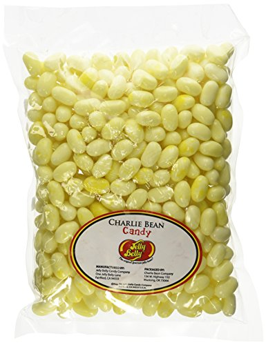 Jelly Belly Buttered Popcorn Jelly Beans 1lb Pound Bag Import It All