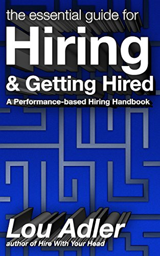 Amazon the essential guide for hiring getting hired the essential guide for hiring getting hired performance based hiring series fandeluxe Image collections