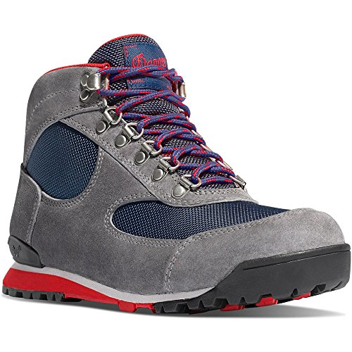 Danner Women's Portland Select Jag Hiking Boot, Steel Gray/Blue Wing Teal, 9 M US by Danner
