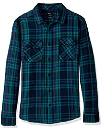Men's Camino Flannel Long Sleeve Woven Shirt