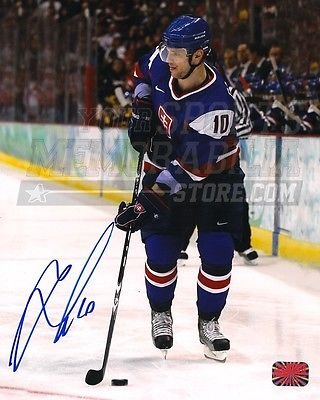 Image Unavailable. Image not available for. Color  Marian Gaborik Columbus  Blue Jackets Signed Autographed ... acd44aecc