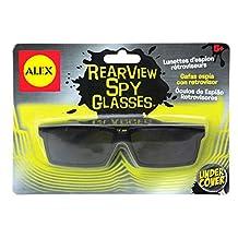 Alex Toys Pretend and Play Rearview Spy Glasses