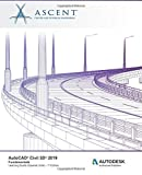 img - for AutoCAD Civil 3D 2019: Fundamentals (Imperial Units): Autodesk Authorized Publisher book / textbook / text book