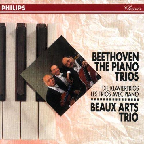 Beethoven: The piano Trios 5 Piano Trios
