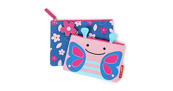 Amazon.com: Skip Hop Zoo Little Kid Cases, Blossom Butterfly ...