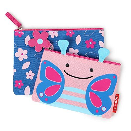 Skip Hop Zoo Little Kid Cases, Blossom Butterfly, Multi