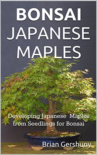 BONSAI JAPANESE MAPLES: Developing Japanese Maples from Seedlings for Bonsai (Okami Gardens Bonsai Series Book (Pruning Japanese Maple Trees)