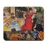 In Concert Café By Edgar Degas Mouse Pad