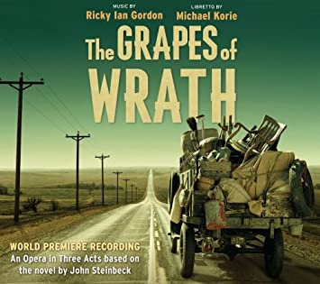 grapes of wrath author