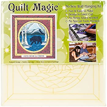 Bear In Creek Quilt Magic Kit Quilt Magic Kit 0