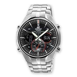 Casio EFA-135D - Reloj (Reloj de pulsera, Masculino, Acero inoxidable, Acero inoxidable, Acero inoxidable, Acero inoxidable)