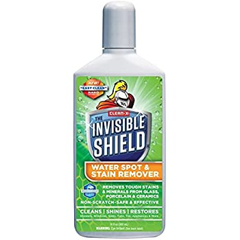 Amazon Com Clean X Invisible Shield Water Spot And Stain