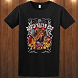Details about David Allan Coe tee outlaw country music rebel meets T-Shirt S M L XL 2XL 3XL (Large)