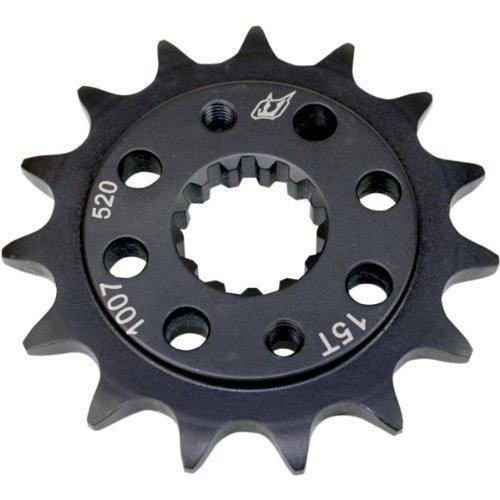 (Driven Racing Front Sprocket 15T Black 1007-520-15T)