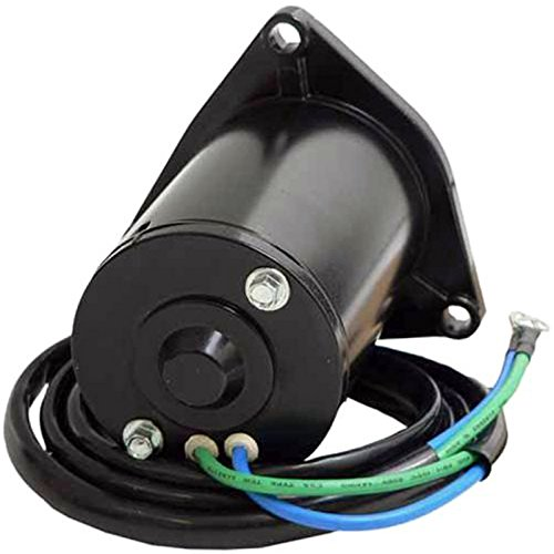 Gladiator New Tilt Trim Motor for Yamaha Outboards 40HP 50HP 55HP 60HP 70HP 90HP 1992 1993 1994 1995 1996 1997 1998 1999 2000 2001 2002 2003 92-03 6H1-43880-02 18-6781 6H1-43880-02-00 TT-295 PT602NM