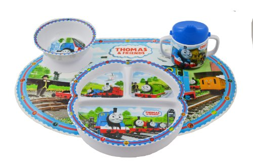 Thomas The Tank Engine 5-Piece Dinnerware Set  sc 1 st  Importitall & Thomas The Tank Engine 5-Piece Dinnerware Set - Import It All