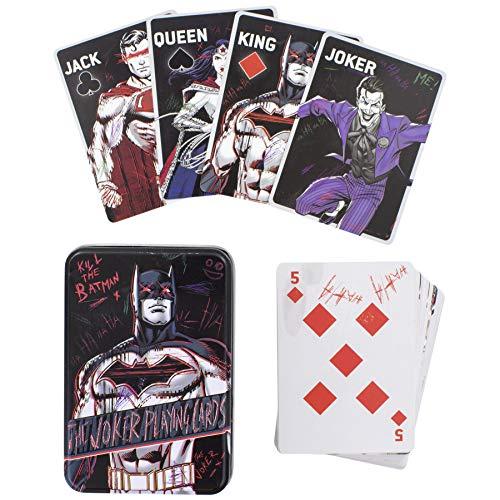 Paladone DC Comics Joker Playing Cards