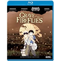 Grave of the Fireflies [Blu-ray] [1988]