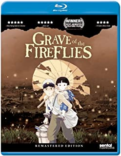Grave of the Fireflies (Remastered Edition) [Blu-ray] (B008XEZXRA) | Amazon Products