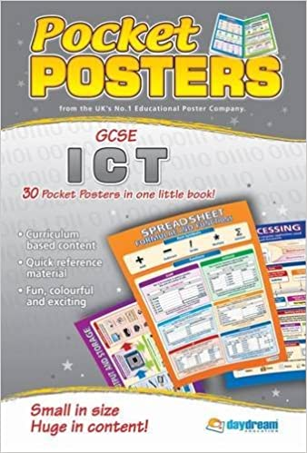 ICT Key Stage 3 (Pocket Posters) (2007-03-31)