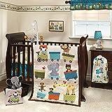 Baby Cribs for Sale Bedtime Originals 3 Piece Crib Bedding Set, Choo Choo