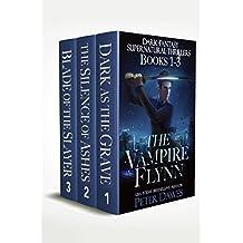 The Vampire Flynn Books 1-3: dark-fantasy supernatural-thrillers